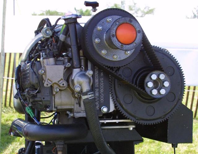 Raven Suzuki Aircraft Engines