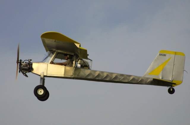 Backyard Flyer Ultralight backyard flyer ii, valley engineering backyard flyer series of