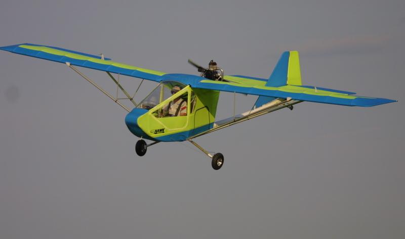CGS Aviation, CGS Aircraft, CGS Hawk single place part 103
