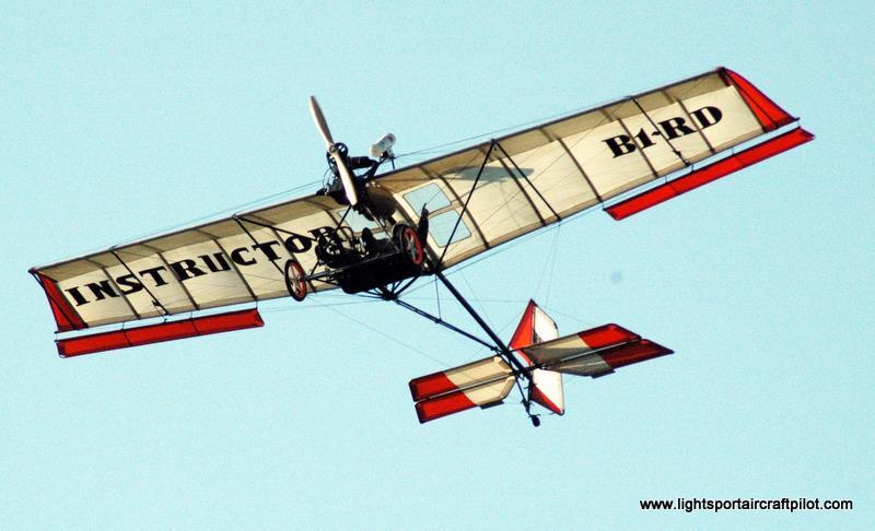B1RD Robertson ultralight aircraft, B1RD Robertson