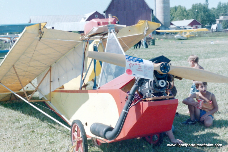 wooden ultralight plans