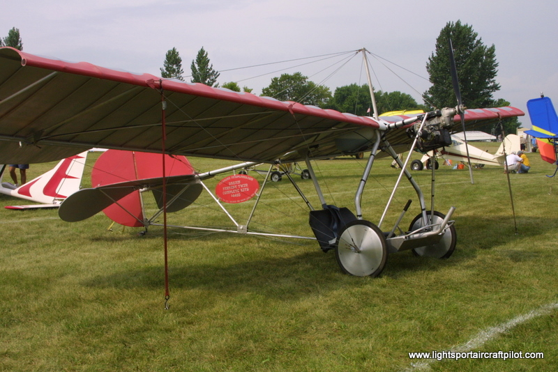 how to build a ultralight plane