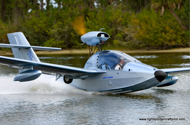 Mermaid M6 Amphibious Light Sport Aircraft Pictures, Mermaid M6 Amphibious  Experimental Light Sport Aircraft Images, ...