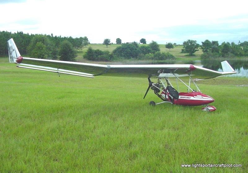 Mitchell A-10 ultralight aircraft, Mitchell A-10