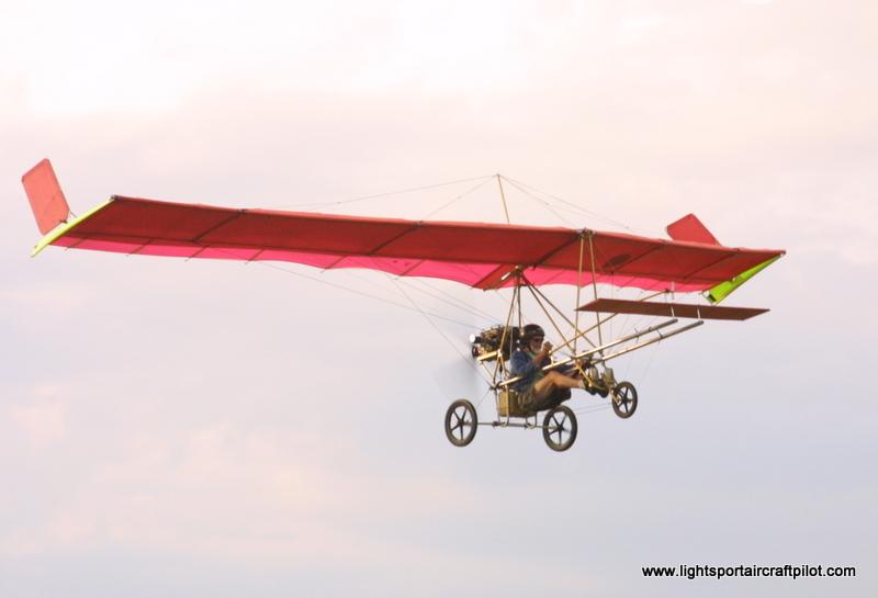 dream classic 超轻型飞机