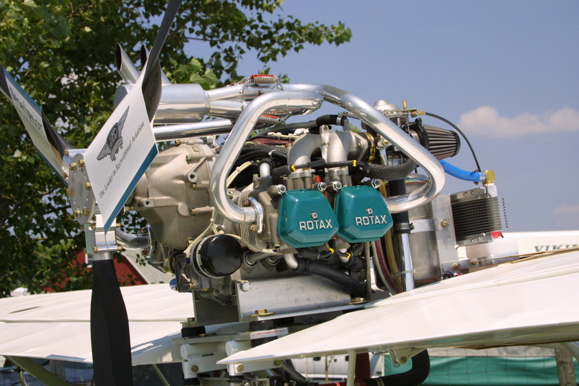 Rotax 912 warranty documents, Rotax 912s aircraft engine