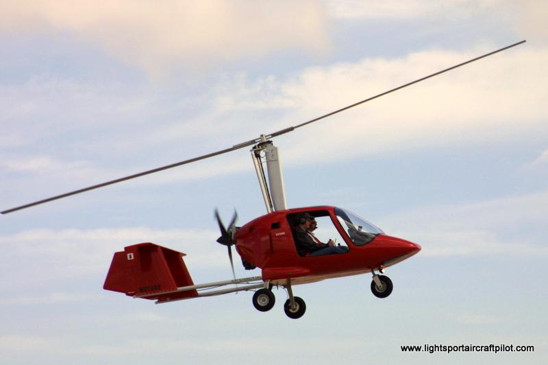 Xenon Gyrocopter, Xenon Gyrocopter aircraft, Xenon