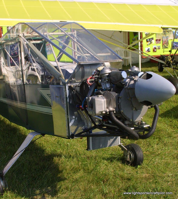 Zippy Sport experimental aircraft pictures, Zippy Sport amateur built ...